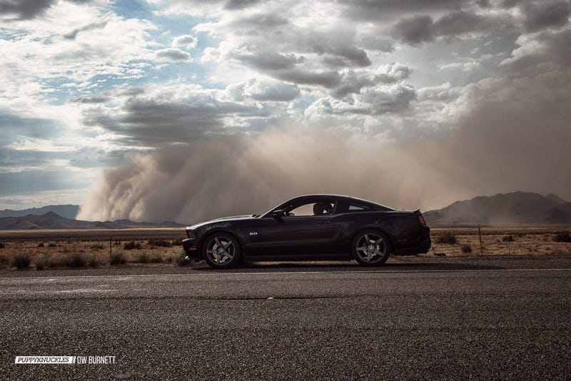 Illustration for article titled Rust, Dust, And Spectacular Route 66: Mustang USA Road Trip