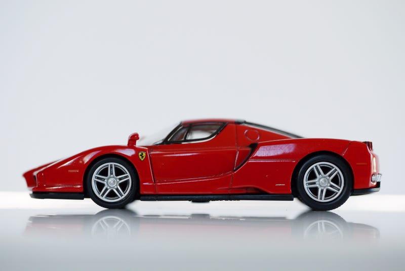 Kyosho Ferrari 7 1/64 #50 - Project Prancing Horse #50 - 2002 ...