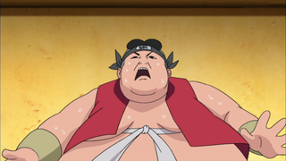 Illustration for article titled Did Kim Jong-un Just Show Up in Naruto?