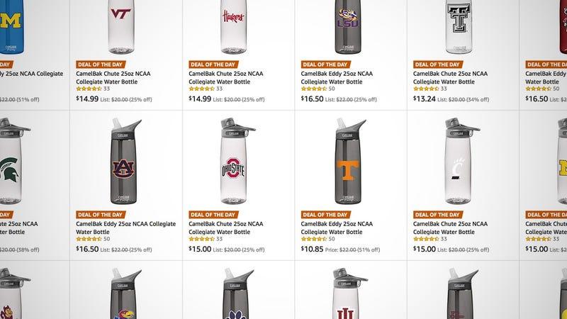 NCAA CamelBak Sale | Amazon