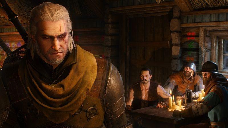 The Witcher 3 (Screenshot: Wild Hunt/CD Projekt Red)