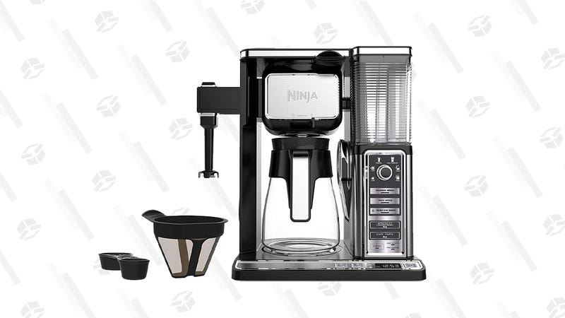 Ninja's Fool Proof Coffee System Is Just $50, Today Only