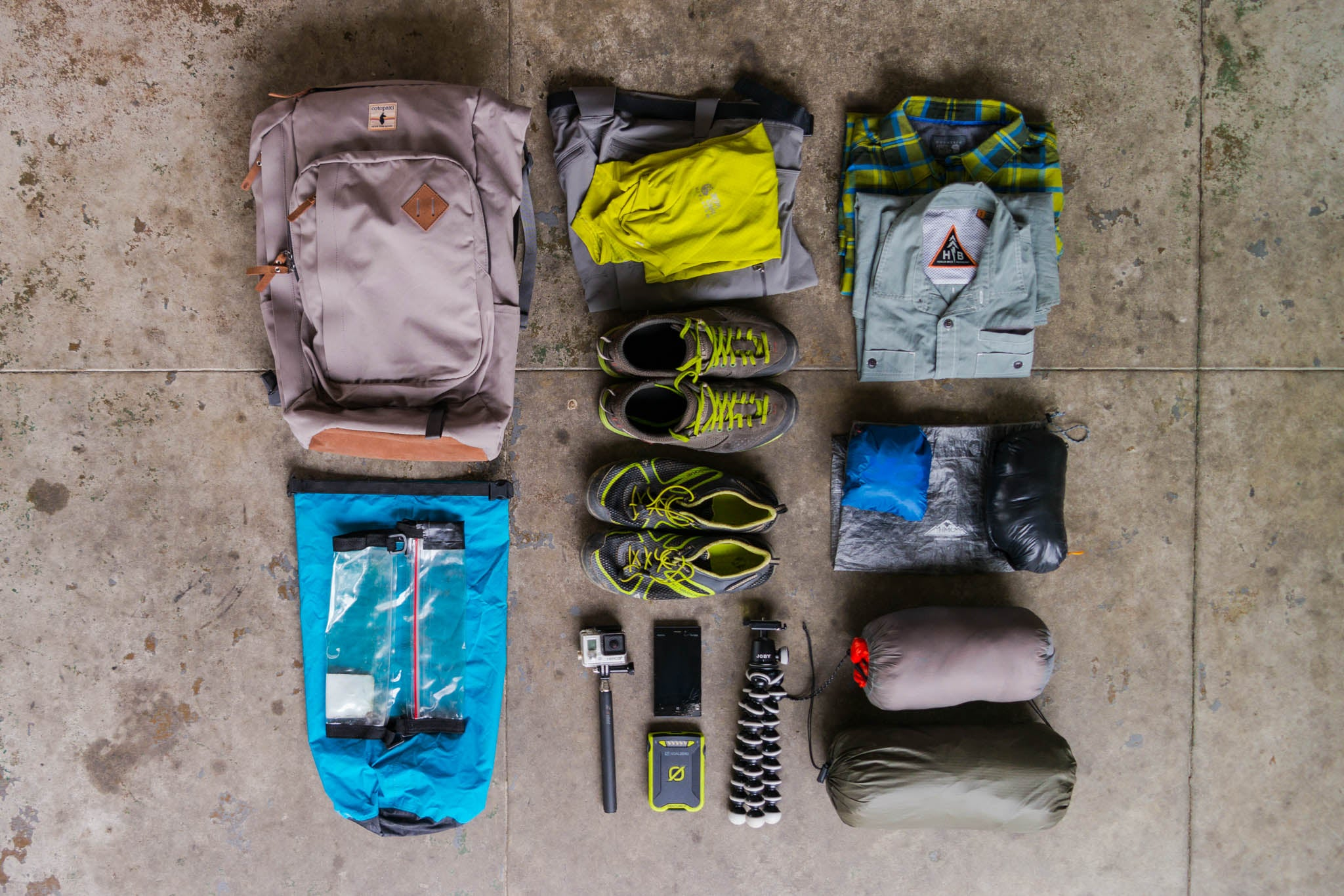 Outdoor Gear & This Is The Gear That Took Me To Southeast Asia