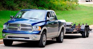 Illustration for article titled 2009 Dodge Ram 1500 Laramie: First Drive