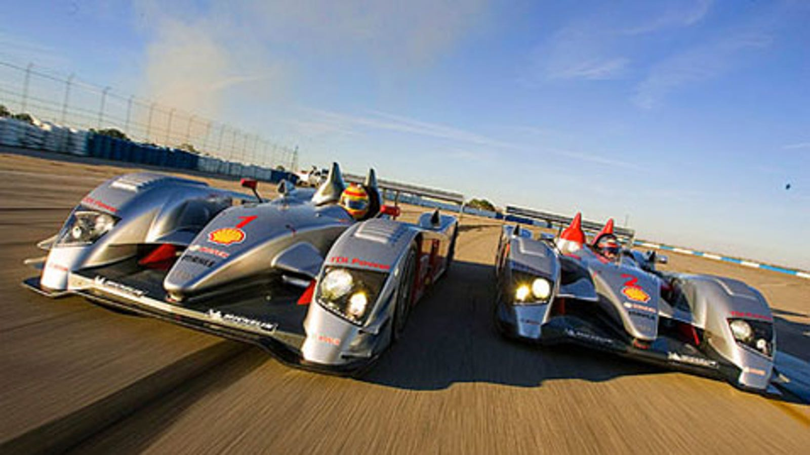 Should Race Cars Look Like Real Cars?