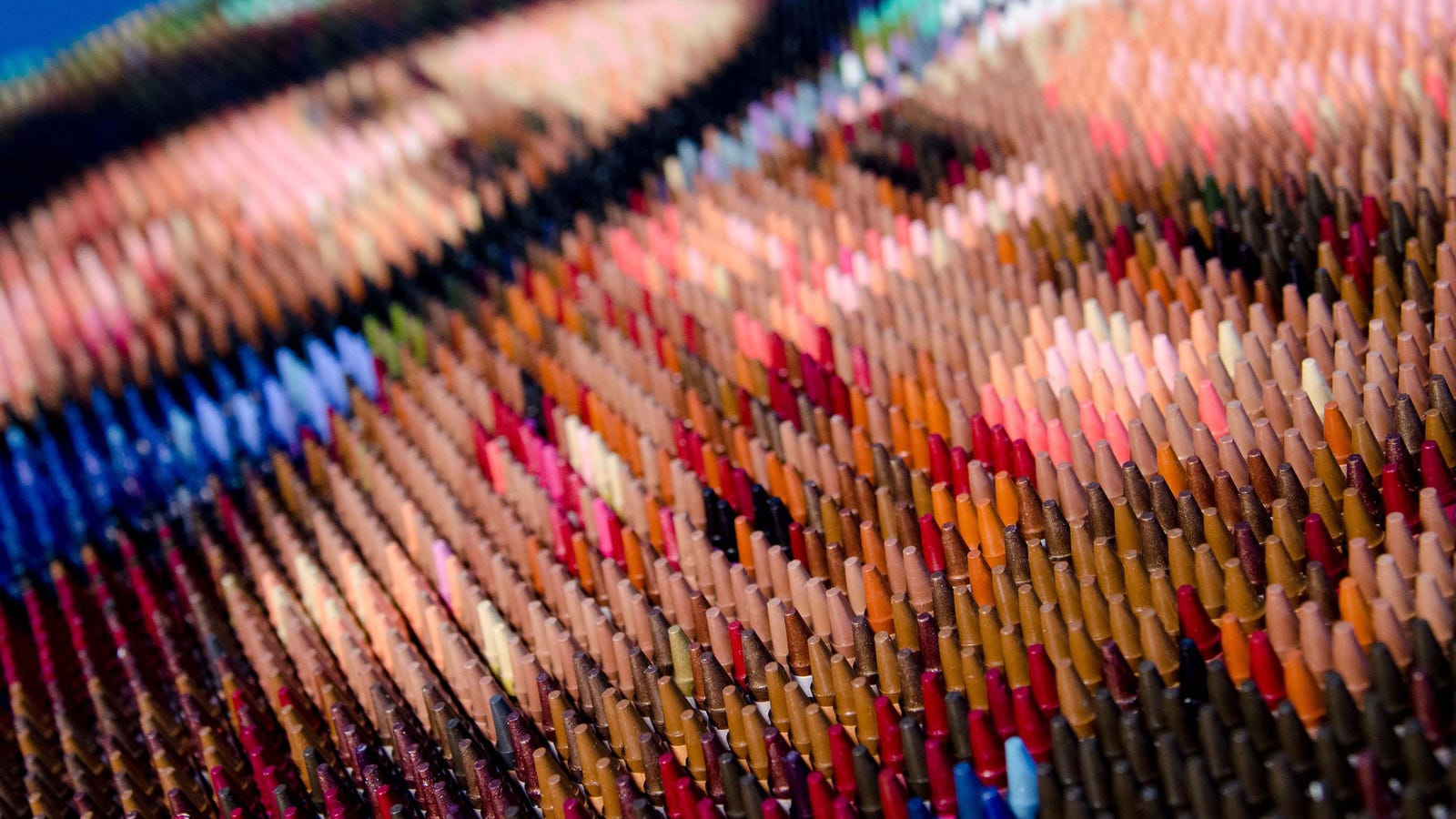 This Website Will Turn Your Photos Into Crayon Mosaic