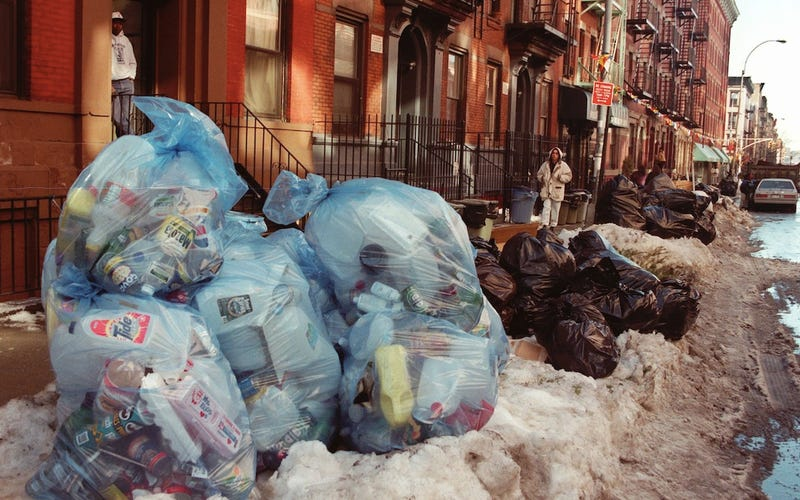 Illustration for article titled NYC Produces Twice As Much Garbage As Any Other City On Earth