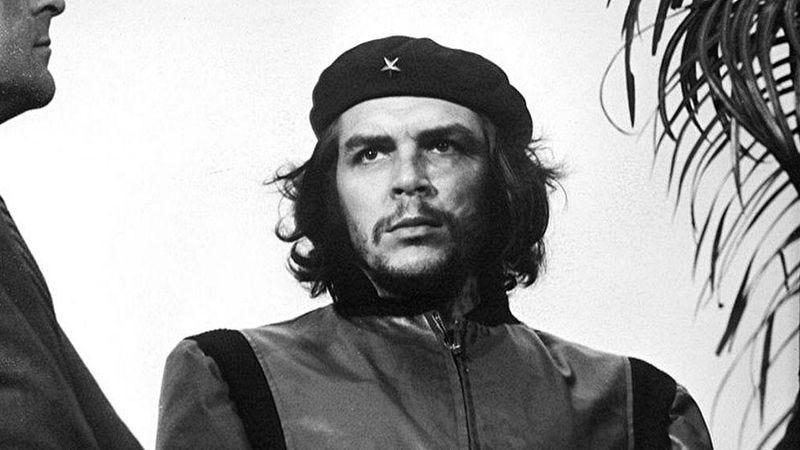 Alberto Korda's iconic photograph, Guerrillero Heroico