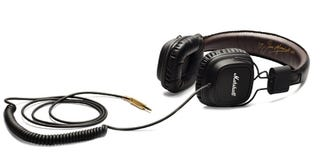 Illustration for article titled Marshall's Headphones Are Handsome as Hell, Big or Small