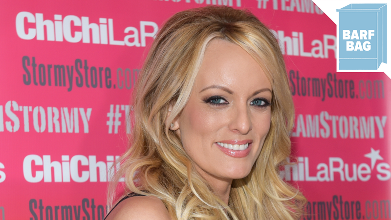 Illustration for article titled Stormy Daniels Ordered to Cover the President's Legal Fees