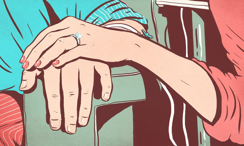 Illustration for article titled What It's Like When Your Fiancé Has Cancer