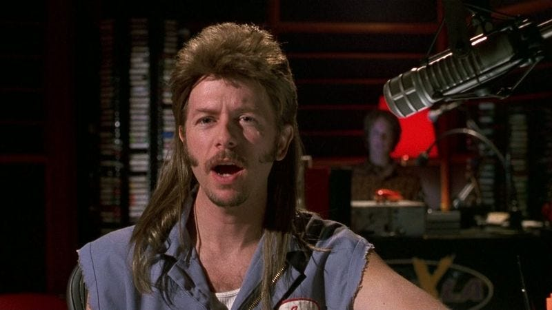 Illustration for article titled Crackle to take its bold first step into the future of movies with Joe Dirt 2