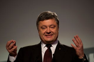 Illustration for article titled Még az is lehet, hogy nem Porosenko nyeri az ukrán választásokat