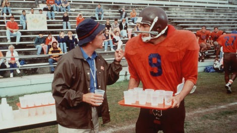The Waterboy succeeded by inverting Adam Sandler's
