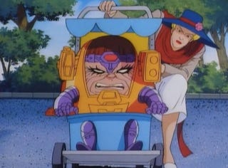 Illustration for article titled Captain America 3 Screenwriter Wants MODOK As The Villain. YES PLEASE.