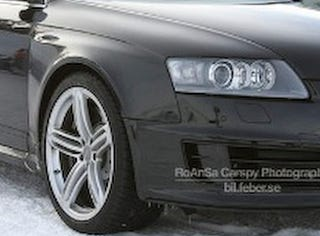 Illustration for article titled 2008 Audi RS6 Sedan Spotted On Swedish Safari