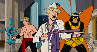 Illustration for article titled Hank turns supervillain in a family bombshell-dropping Venture Bros.