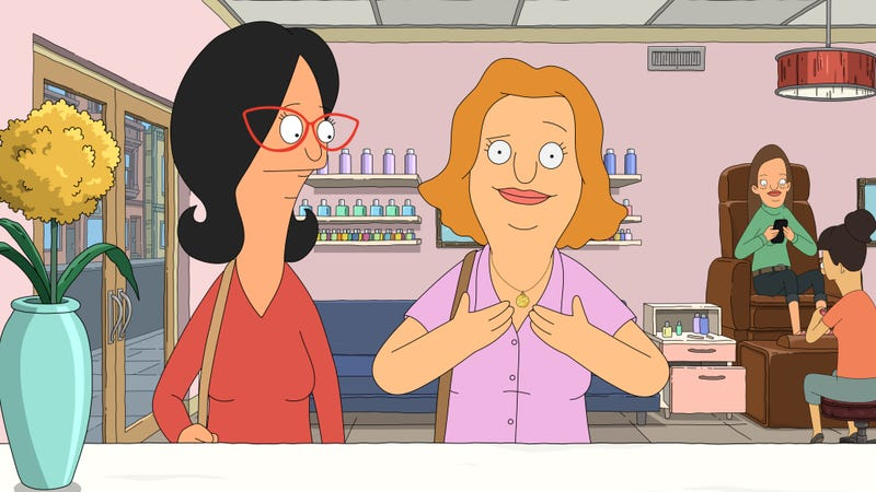 Illustration for article titled A throwaway Bob's Burgers is unsure what to do with Linda's PTA dreams