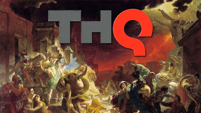 Illustration for article titled The Sad, Final Days Of THQ