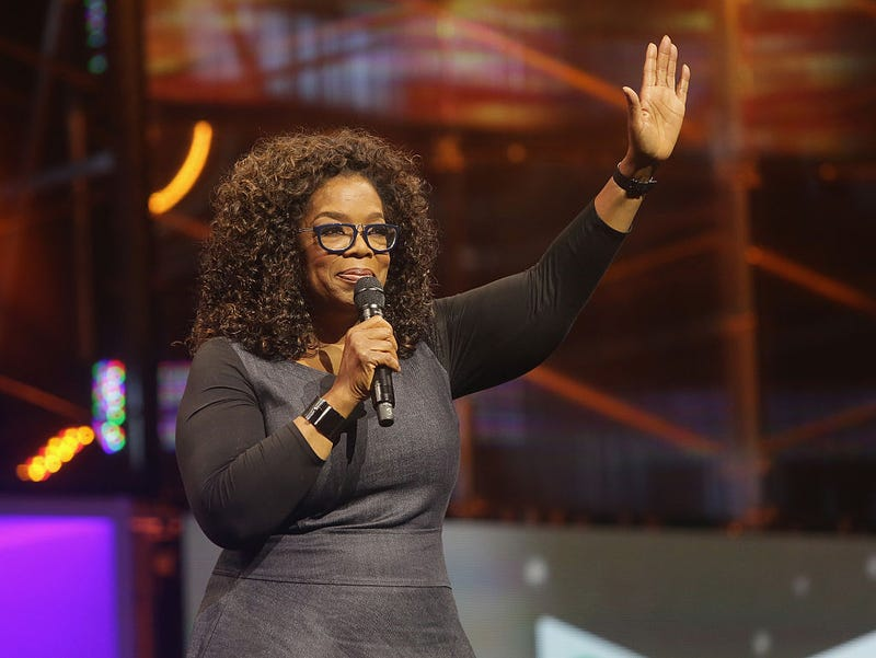 Oprah Winfrey (John Medina/Getty Images)