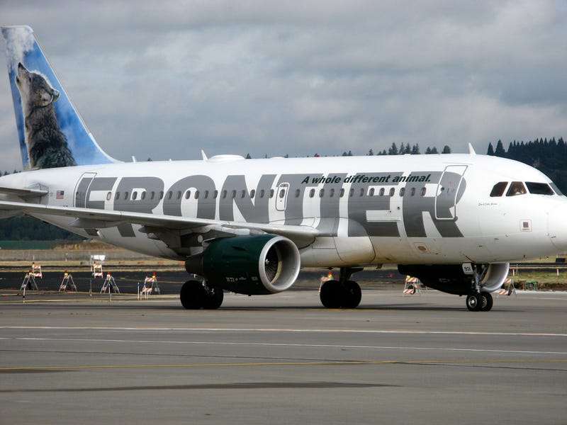 Illustration for article titled Does anyone fly Frontier Airlines?