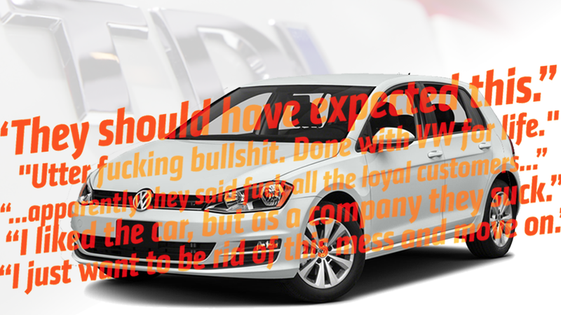 Why volkswagen tdi owners are pissed about the dieselgate buyback photo volkswagengraphic by jason torchinsky publicscrutiny Image collections