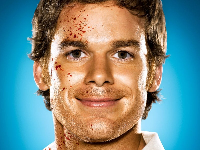 Illustration for article titled Oh, Dexter, who could have known your show would come to this.