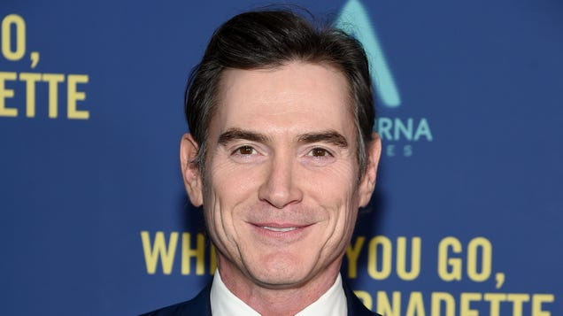 Billy Crudup Is in Talks to Join the Flash Movie, Again