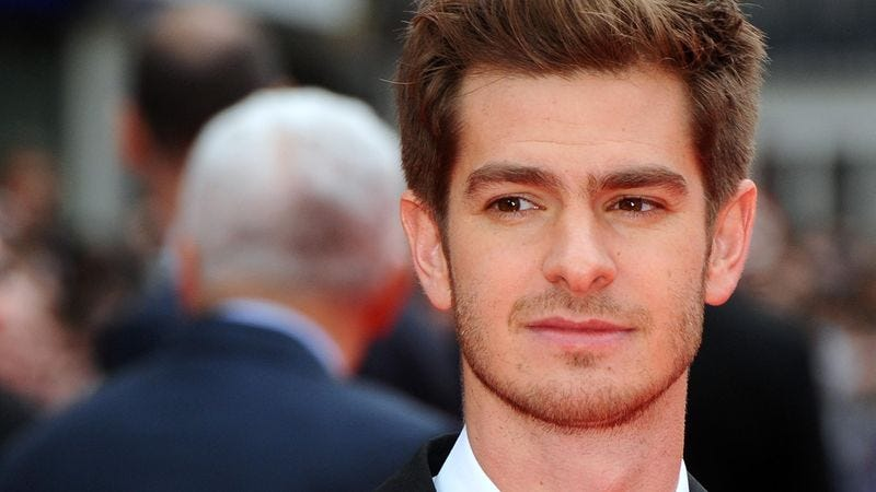 Illustration for article titled Taking A Stand: Andrew Garfield Has Announced That He Never Wants To Throw Up