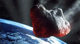 Illustration for article titled An Asteroid Could Have Killed Us Tonight