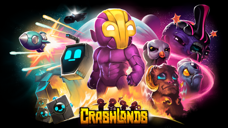 Illustration for article titled Crashlands Is Diablo Plus Survival Plus Humor