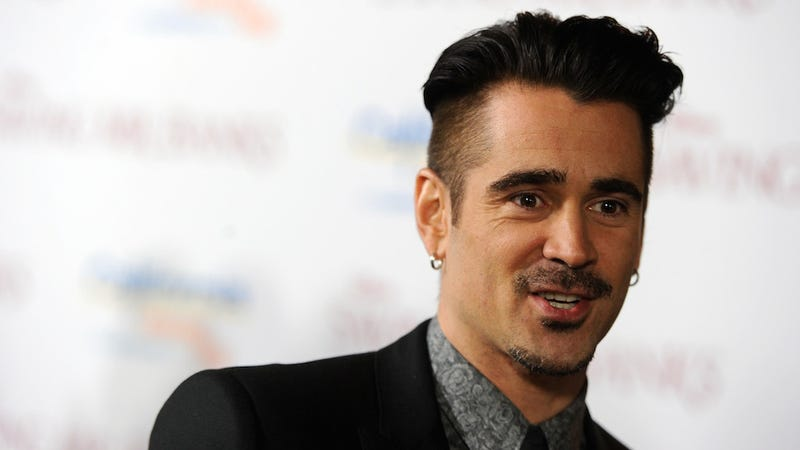 Illustration for article titled Colin Farrell Is Definitely Going to Be in True Detective Season 2