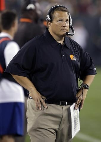 Illustration for article titled Another Reason Why It Would Suck To Play For Eric Mangini