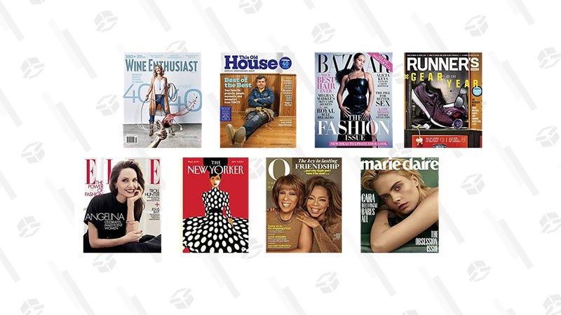 Digital Magazine Gold Box | Amazon