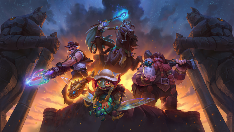 Illustration for article titled Upcoming Hearthstone Expansion Will Bring Fresh Mechanics And Resurrect Some Classics