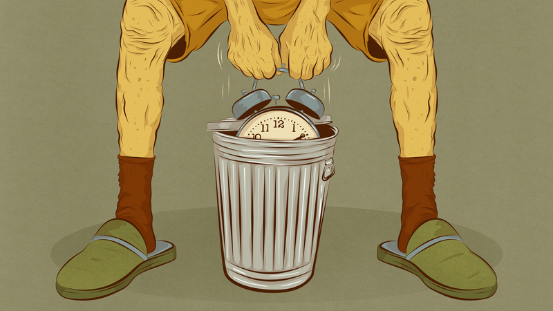 The Biggest Wastes of Time We Regret When We Get Older