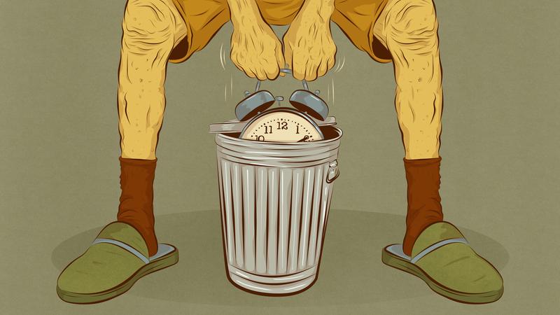 Illustration for article titled The Biggest Wastes of Time We Regret When We Get Older