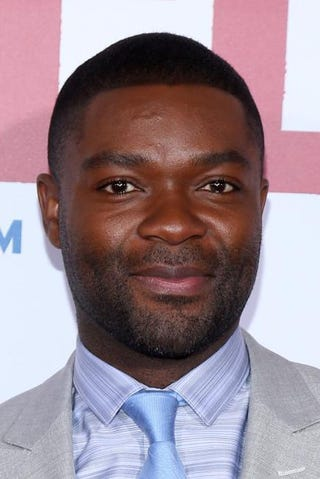David Oyelowo attends the premiere of Selma at the Ziegfeld Theater Dec. 14, 2014, in New York City.Rob Kim/Getty Images