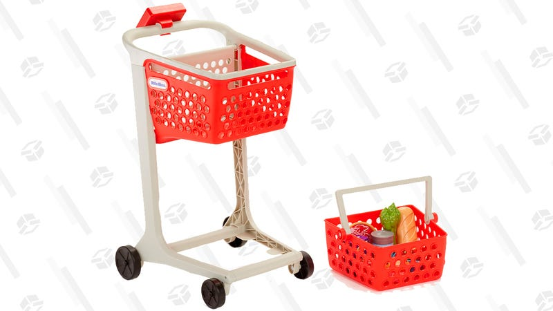 Little Tikes Shop 'n Learn Smart Cart | $40 | Walmart and Amazon