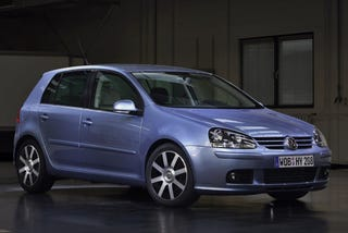 Illustration for article titled VW Golf TDI Hybrid Combines Best Of Both Worlds