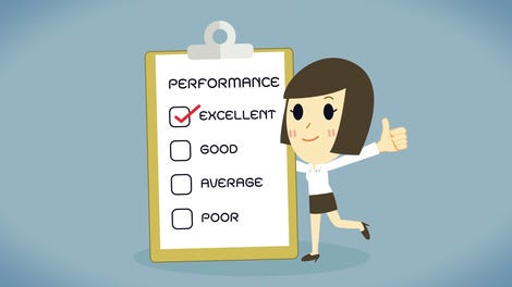 Five tips for scoring big at your performance review four ways to kick performance review anxiety and get good feedback ccuart Gallery