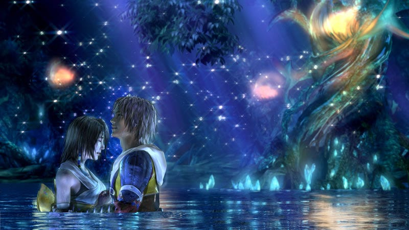 Illustration for article titled 13 Years Later, Final Fantasy X Is Still Great
