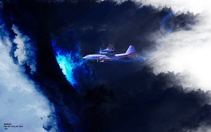 Illustration for article titled The 10 Greatest Bermuda Triangle Moments in Pop Culture History