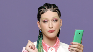 """Katy Perry, """"This Is How We Do""""YouTube Screenshot"""