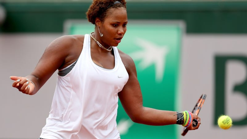 Illustration for article titled Taylor Townsend Is My New Tennis Girl Crush