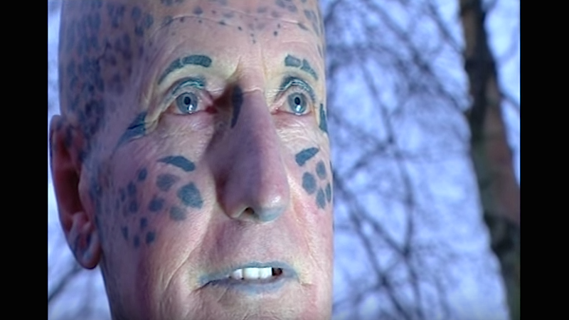 Illustration for article titled Scotland's Leopard Man Has Died and He Didn't Really Care About Leopards