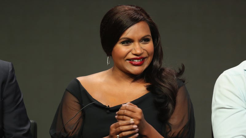 Illustration for article titled Mindy Kaling Says Keep Shaming White Men in Hollywood About the Pay Gap, It's Working