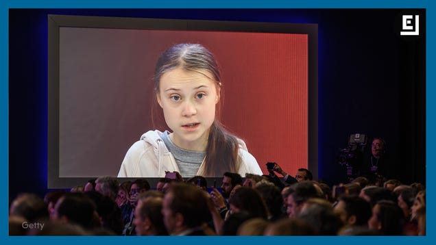 Greta Thunberg s Message to Capitalists:  Act as if You Loved Your Children