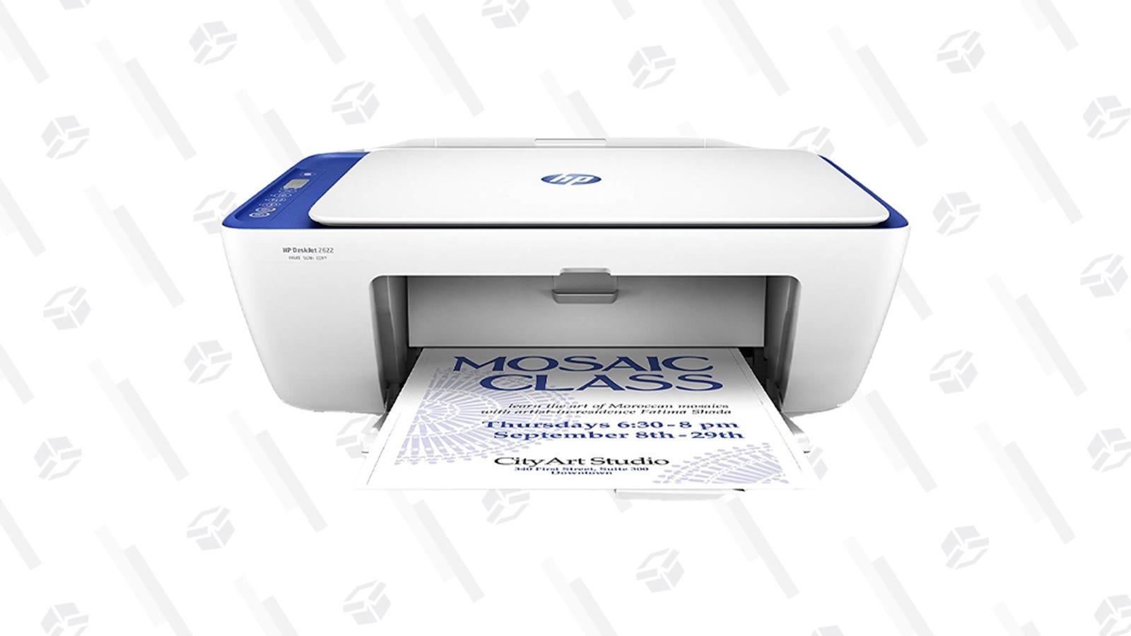 Let's Abuse HP's Instant Ink Program for $40 Together