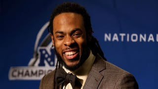 Richard Sherman  Christian Petersen/getty Images